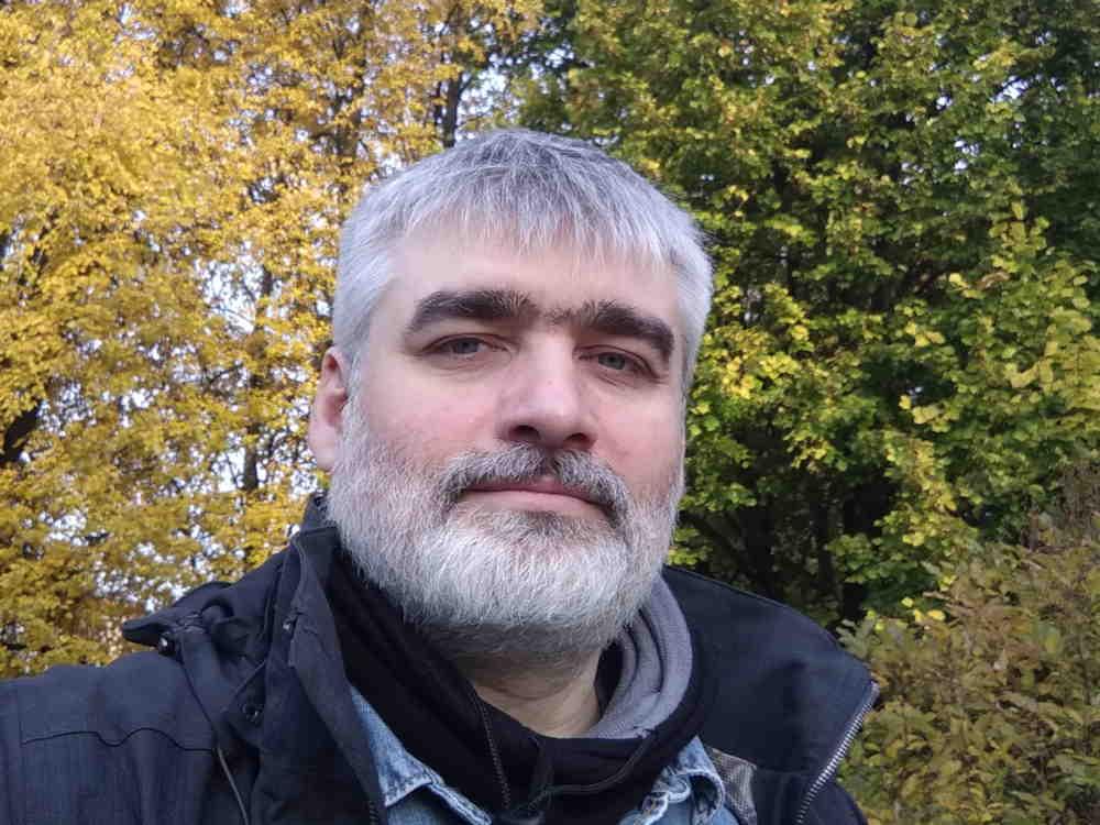 Михаил Михайлович Елисейкин